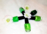 Nails designs for Saint Patrick's Day