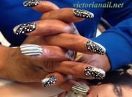 Acrylic & nails art design