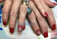 Christmas nails art design - VictoriaNail net