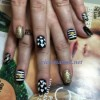 Acrylic & nails art design