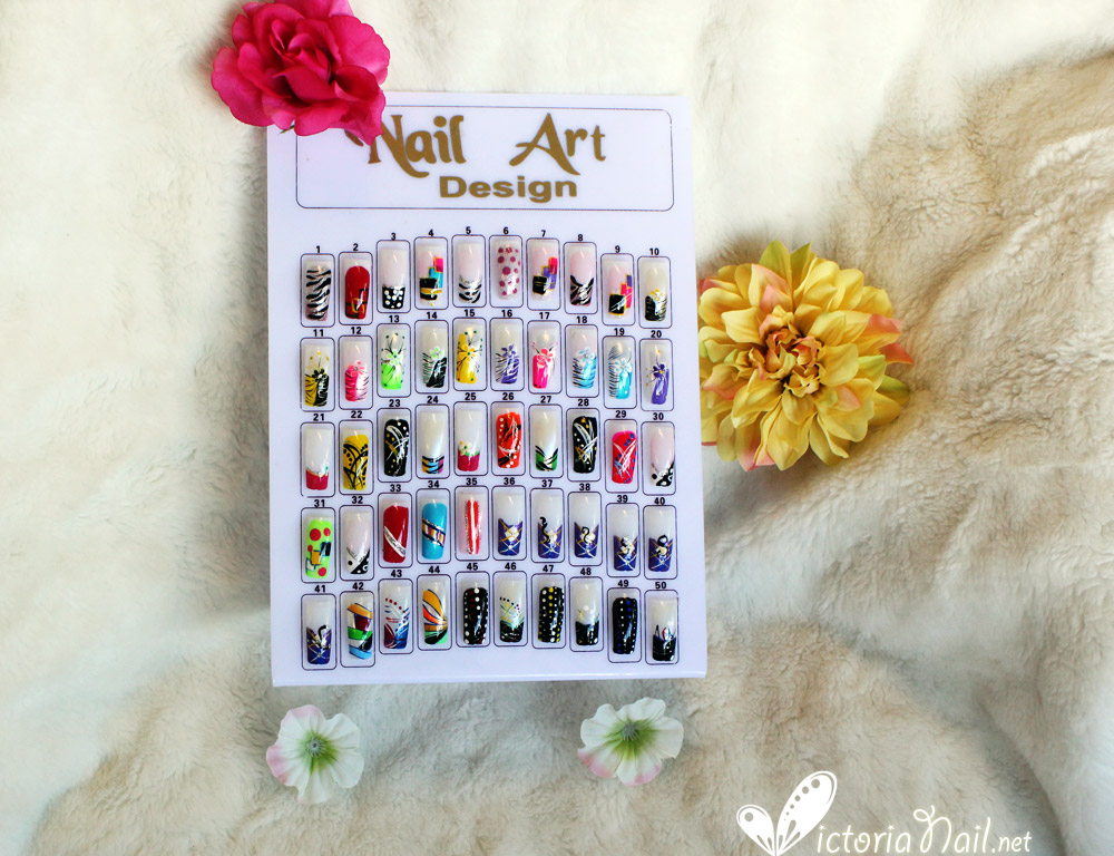 Different Art Designs : Nail art different designs on each finger