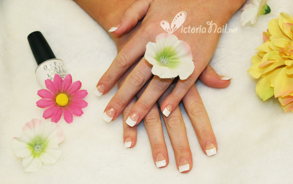 Acrylic Full set - Artificial nail - VictoriaNail.net