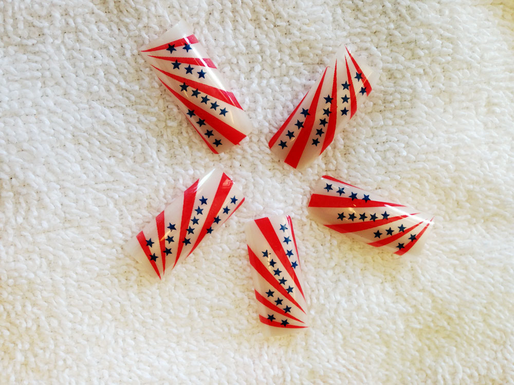 July 4th nail designs for you - Special Occasion Nails ...
