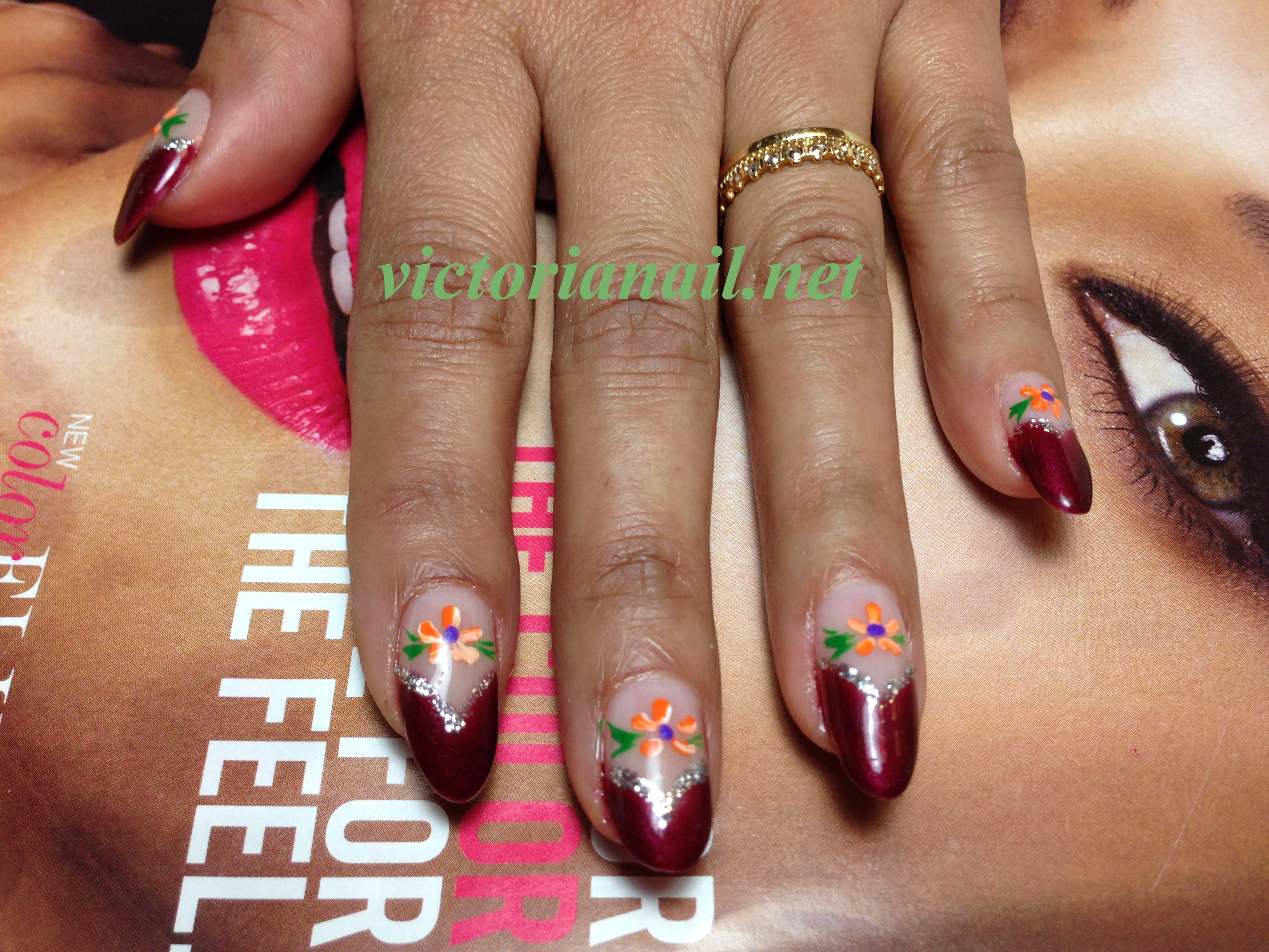 Nails ideas for prom 2015 on Victoria Nails - Special ...