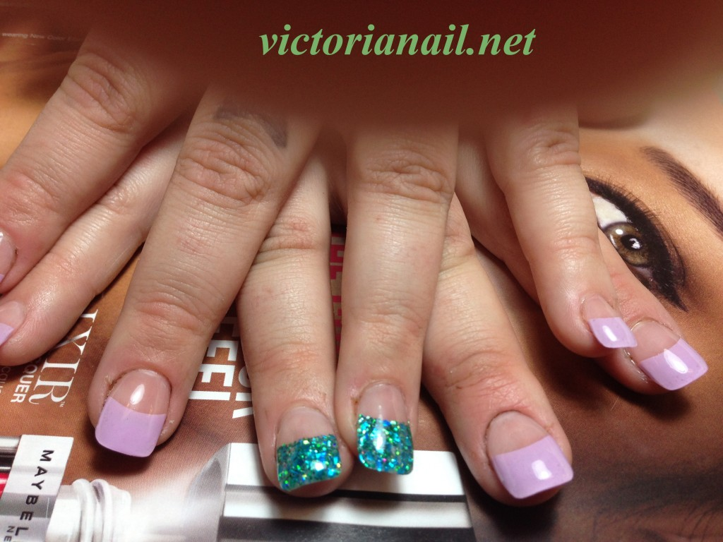 Pre-design nails tips, - Gallery - VictoriaNail.net
