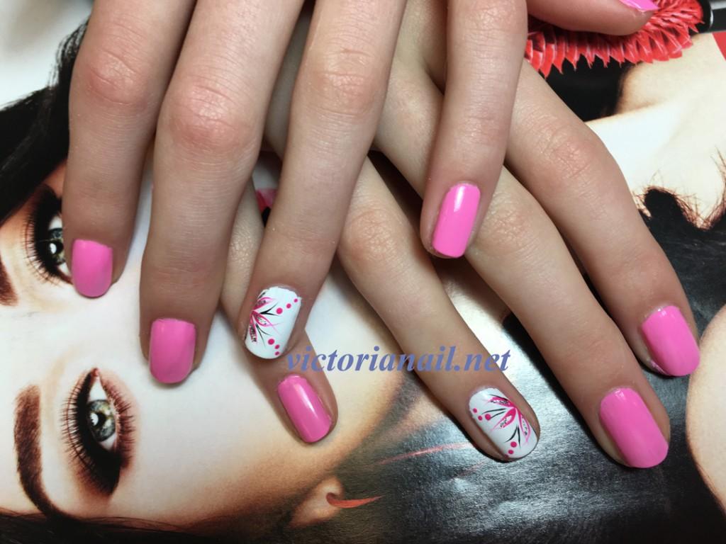 Gel nails design - Gallery - VictoriaNail.net