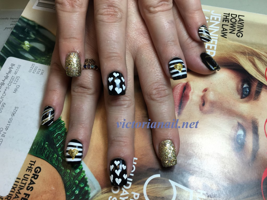 Acrylic & nails art design - Gallery - VictoriaNail.net